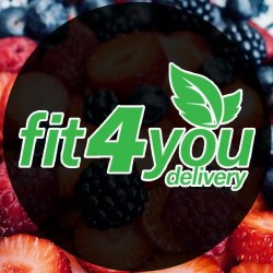 Fit4You Delivery logo