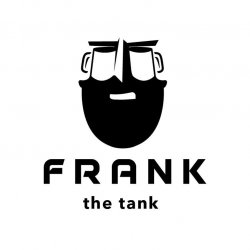 Frank the Tank | by JAXX logo