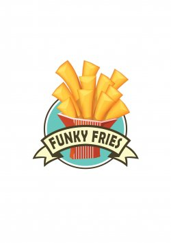 Funky Fries logo