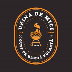 Uzina De Mici by Cimbru logo