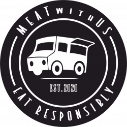Meat with us logo