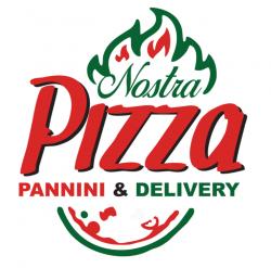 Nostra Pizza Pannini & Delivery logo