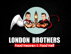 London Brothers Delivery logo