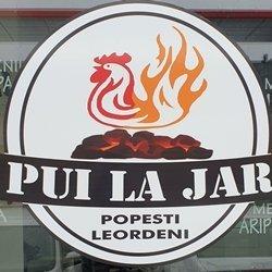 Pui La Jar Popesti logo