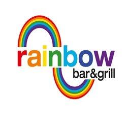 Rainbow bar & grill logo