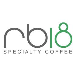 RB18 Specilaty Coffee logo
