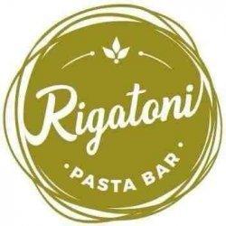 Rigatoni Pasta Bar Iulius Town logo