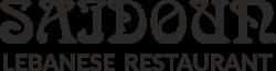 Restaurant Saidoun logo