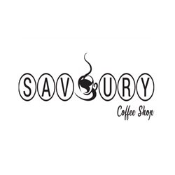 Savoury Coffee Shop logo