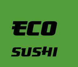 ECO Sushi logo