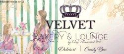 Velvet Bakery logo