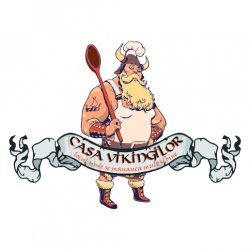 Casa Vikingilor by Night logo