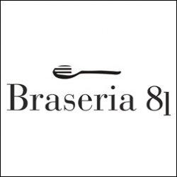 Braseria 81 logo
