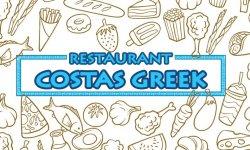 Costas Greek Restaurant logo