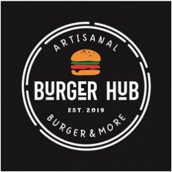 Burger Hub A. I. Cuza logo