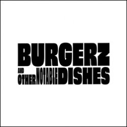 Burgerz and other notable dishes logo