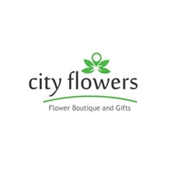 City Flowers logo