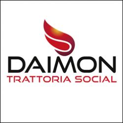 Daimon Trattoria logo