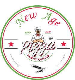 New Age Pizza logo