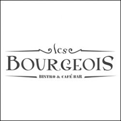 Les Bourgeois Bistro logo