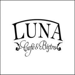 Luna Bistro & Cafe logo