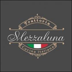 Trattoria Mezzaluna logo