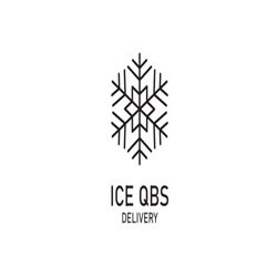 Ice Qbs Delivery logo