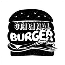 Original Burger logo