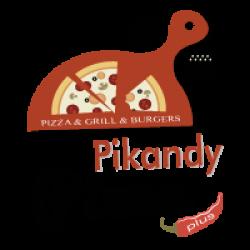 Pikandy Pizza & Grill logo
