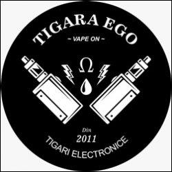 Tigara Ego Titan logo