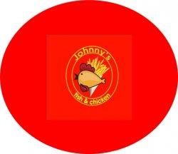 Johnny's fish & chicken logo