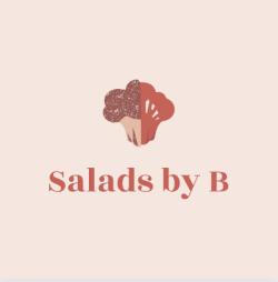 Salads by B logo
