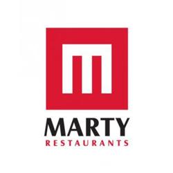Marty Eatery  logo