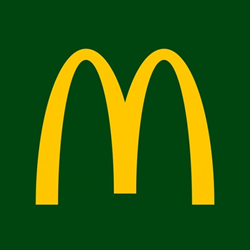 McDonald`s Plaza Mall logo