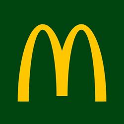McDonald's Delfinariu logo