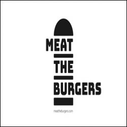 MeatTheBurgers Delea Veche logo