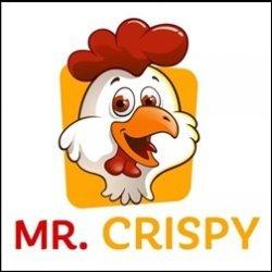 Mr Crispy logo