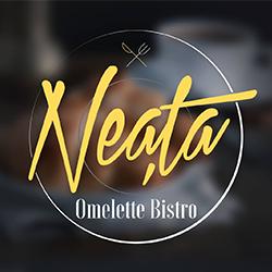 Neata Omelette Bistro logo