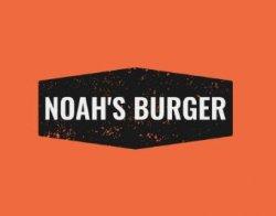 NOAH`S BURGER Progresului logo