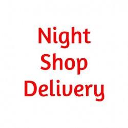 Night Shop Delivery logo
