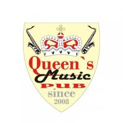 Queen`s Music Pub logo