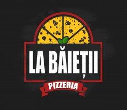La Baietii Pizzeria logo