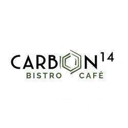 Carbon14 BistroCafe logo