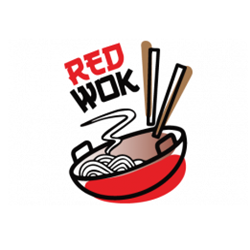 Red Wok logo