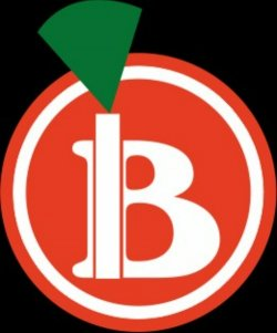B Delivery logo