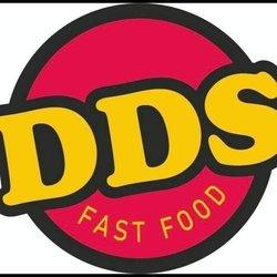 DDS Fast Food logo