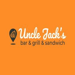 Uncle Jack`s - bar & grill & sandwich logo
