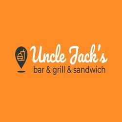 Uncle Jack`s - bar & grill & sandwich logo