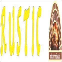 Rustic Auchan Titan logo