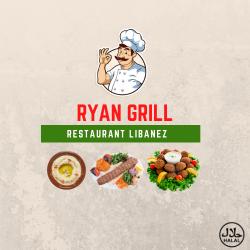 Ryan Grill logo